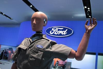Fordův člověk.