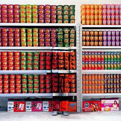 Hide in the City - 2010  Supermarket II