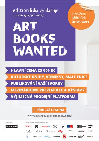Art Books Wanted