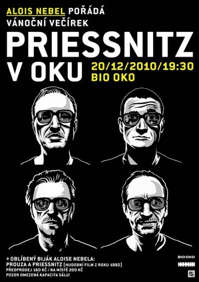 Alois Nebel a Priessnitz v Oku