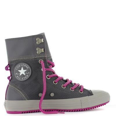 Converse představuje dámské zimní boty | Proti šedi