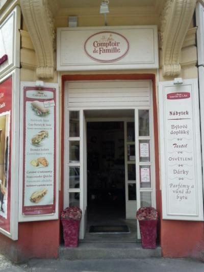 Comptoir de famille francouzsk bistro a dekor na korunn - Comptoir de famille online ...