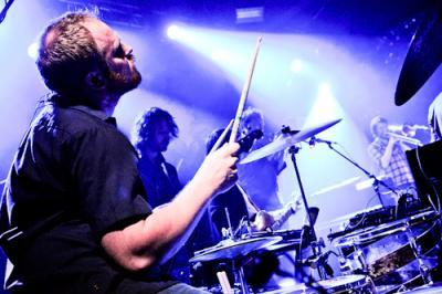Jaga Jazzist@LMB, 24-03-11, foto: Lukáš Kadeřábek