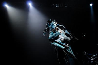 Fotoreport: Skromná elegance a uhrančivost PJ Harvey