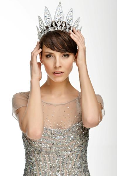 Česká Miss 2013 Gabriela Kratochvílová