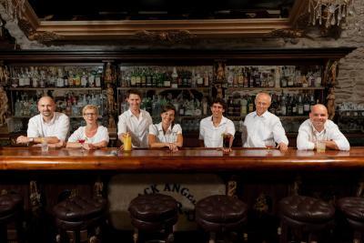 lektoři Bar Academy 2012