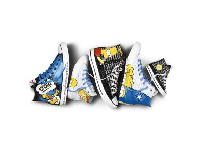 Converse Simpsons