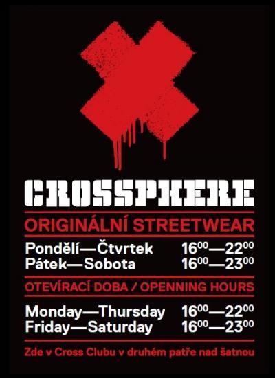 Nový obchod Crossphere