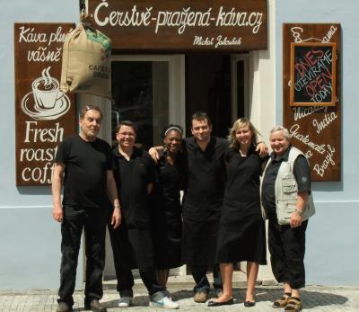 Čerstvě pražená káva, Truhlářská 33, Praha 1
