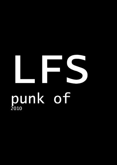 Luciáš F. Svoboda - Punk of 2010