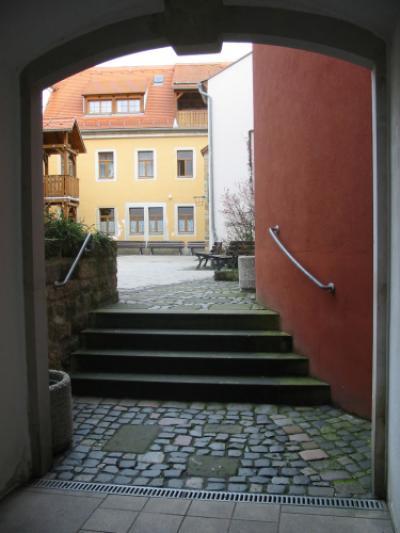 Binacionální internát Pirna