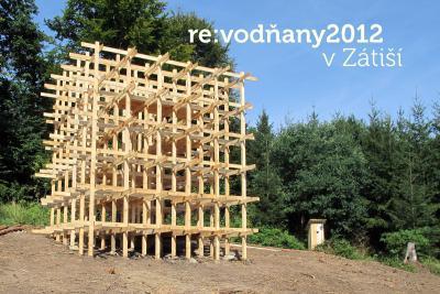 re:vodnany 2013, dílo Fata Morgana, autor Vít Šimek a Štěpán Řehoř