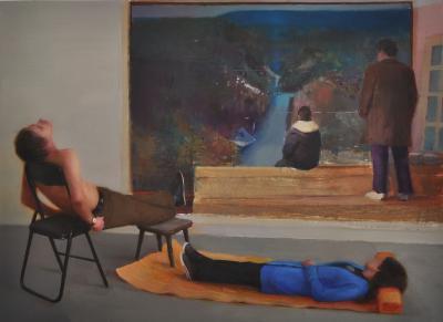 Same Feelings, 84x61,2cm, 2011