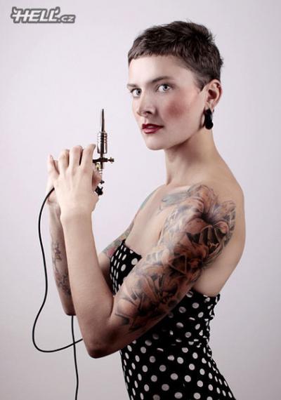 Tetování jen na chvilku aneb kecy, žvásty a bláboly o tetování