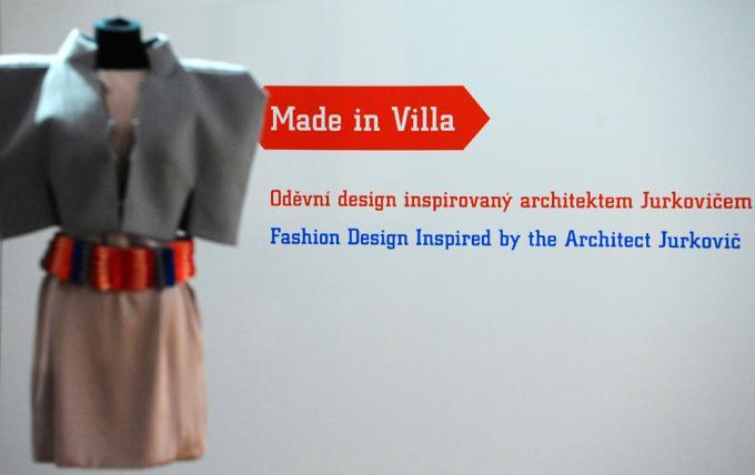 Made in villa
